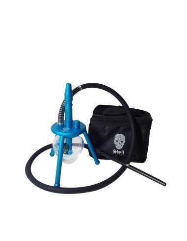 Skull Ovni Xs Alu - Azul